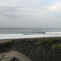 今日の波   10月21日