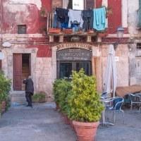 2005.04.19 イタリア プッリャ州 バーリ ②: 「旅情」を感じさせる旧市街