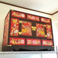 伝統的な衣装箪笥