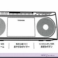 今更のCDラジオカセットレコーダー
