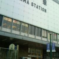昨夜は岡山におりました。