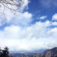 秩父の山奥、三峯神社へ初詣。