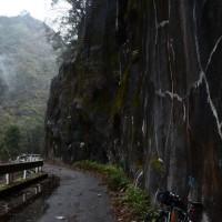 トラブルに見舞われた三遠南信サイクリング