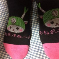 ふっかちゃん靴下
