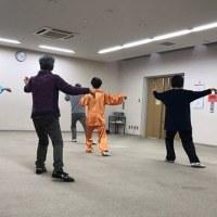 """""""多摩平太極拳教室 2017,2,14"""