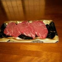 肉と赤ワイン