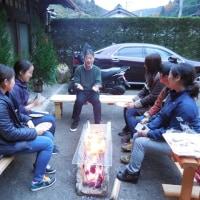 北山杉の里サポーター養成講座が開催されました。
