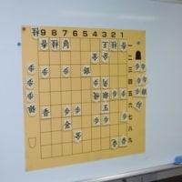 本年最終の将棋教室