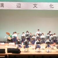 溝辺文化祭