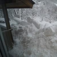 イナザワ集落が大雪でピンチ!
