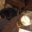 気分転換は大きな薔薇と冷たいビール…ですぅ