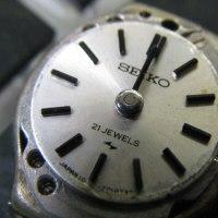 SEIKO婦人物手巻き時計と同じくSEIKO婦人物自動巻き時計を修理です