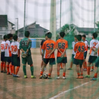 トレーニングマッチ結果 vs調布南高等学校 / 2年