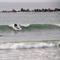 新年度サーフィン!?
