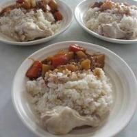 CookDoの『アジアン鶏飯用』を使って