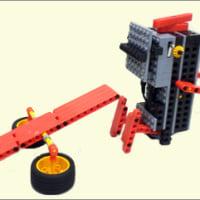 3回まわってポン!でんぐり返り『クルリン』改造ロボ!