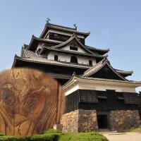 松江城のハートマーク でした ♡⍢⃝♡