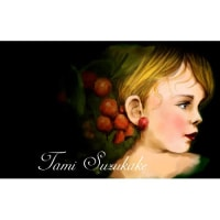 絵画販売「美しい子供」