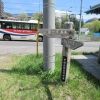 三国街道を歩く (須川宿~猿ヶ京宿 1/2) (群馬県) 2017.5.5