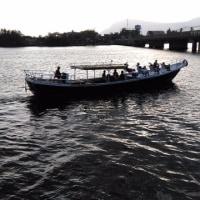 川遡りクルーズ