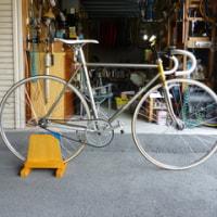 木製 自転車用スタンドの作り方