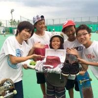 """SSG CUP vol.10 オープンクラス """"三谷小虎"""" 優勝!!@北神戸田園スケートボードパーク"""