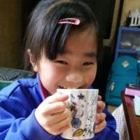 みさちゃんの入学記念チューリップ🌷。
