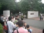 JAXA相模原キャンパス特別公開2011レポート 第1日目(7/29)