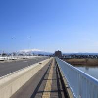 出羽大橋からの眺め