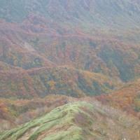 石徹白から三ノ峰 紅葉狩り山行