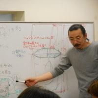 講習会「キホンのデッサン~見る目を養う、描く力を身につける~グラス」レポート