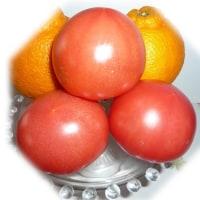 ミニトマトとデコポン