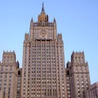 北朝鮮、弾道ミサイル発射 露外務省が非難