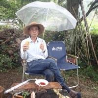 渋柿の塩水漬け作り(2016/10/26)