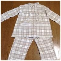 妊娠・授乳期のパジャマをリメイク (サイズを変更)