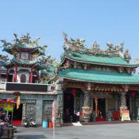 冬の台南高雄旅行 16 安平老街で豆花と棺材板を食べる