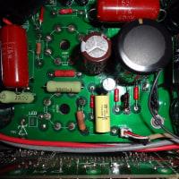 KT88 PPアンプ 出力トランス(OPT)交換後、音質調整を進行中(その2)~抵抗交換編~。