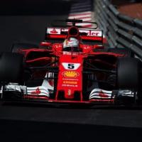 F1モナコGP FP2:大きくタイムを更新したベッテルが初日トップ。バトンは周回を重ね12番手