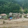 九州北部豪雨による被害状況 日田市訪問