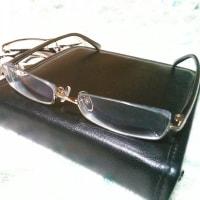 メガネの購入は一旦お終い◇この1年間、色々なメガネを買いました。
