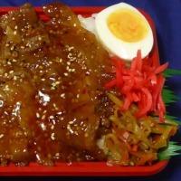 宅配弁当町田キッチンのあらかると牛肉カルビ重がうますぎです