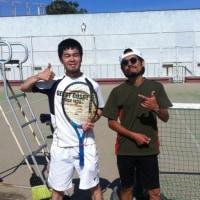 第15回テニス「JTPツアー2017」!またも「ヤング」が勝つ!コレで7連勝!破竹の勢いの「ヤング」を止めるのは、誰だ!