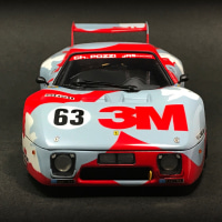 1/24 東京マルイ フェラーリ365 GT4 BB「改」(完成)