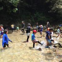 トムソーヤの冒険「よつば学童」in 県民の森