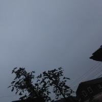 仙台の空6月21日、水曜日
