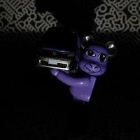 チョロQzero Z-48a ルノー カングー アクティフ 【紫】
