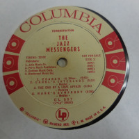 The Jazz Messengers - s/t (Columbia)