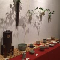 風ン谷淳窯作陶展へ