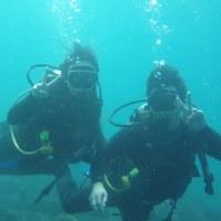 乾季のバリへ 2010 ☆体験ダイビング☆