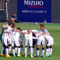J1第12節、好調セレッソ大阪に不甲斐なく0-3で完敗し、再び最下位転落!@NACK5スタジアム大宮!